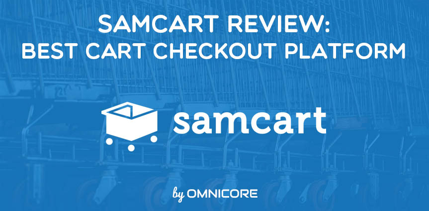 Price New  Landing Page Software Samcart