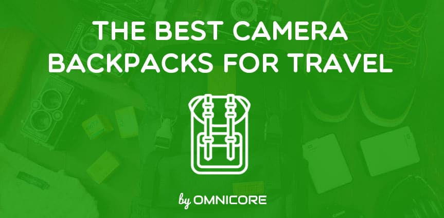 The 13 Best Camera Backpacks in 2019 for Travel   Hiking Adventures 28b2688369602