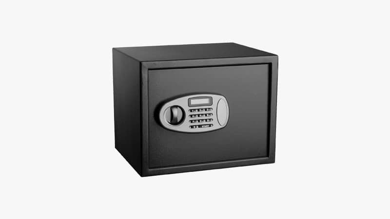 AdirOffice Security Safe with Digital Lock