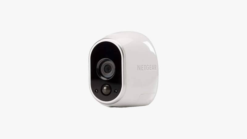 Arlo Camera With Motion Detection