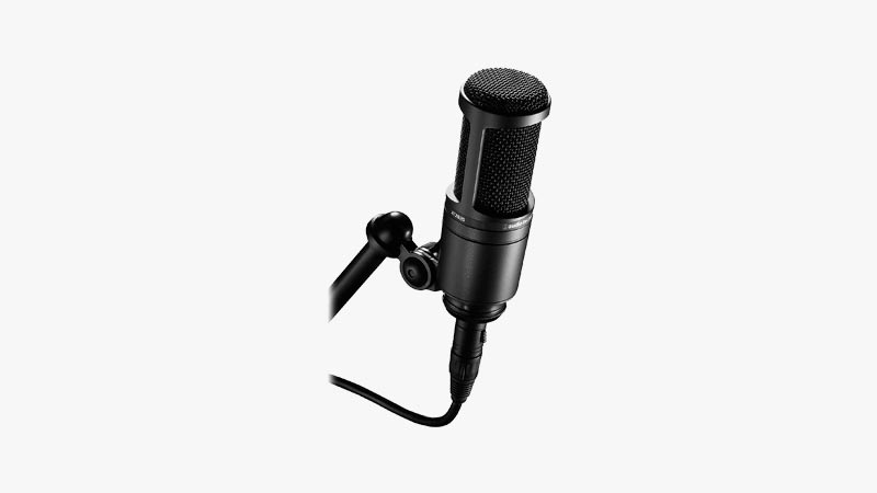 Audio-Technica AT2020 XLR Microphone