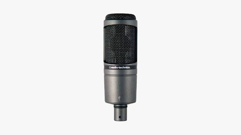Audio-Technica AT2020USB-List