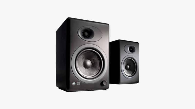 Audioengine A5 Plus Bookshelf Speakers List