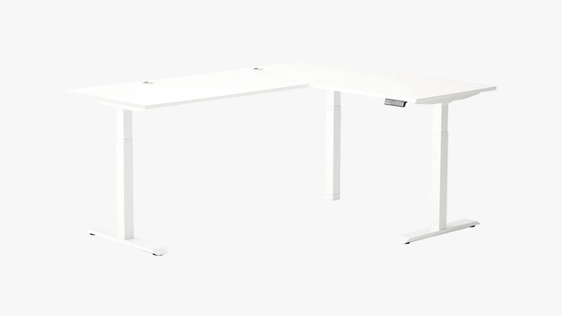Autonomous L-Shaped SmartDesk List
