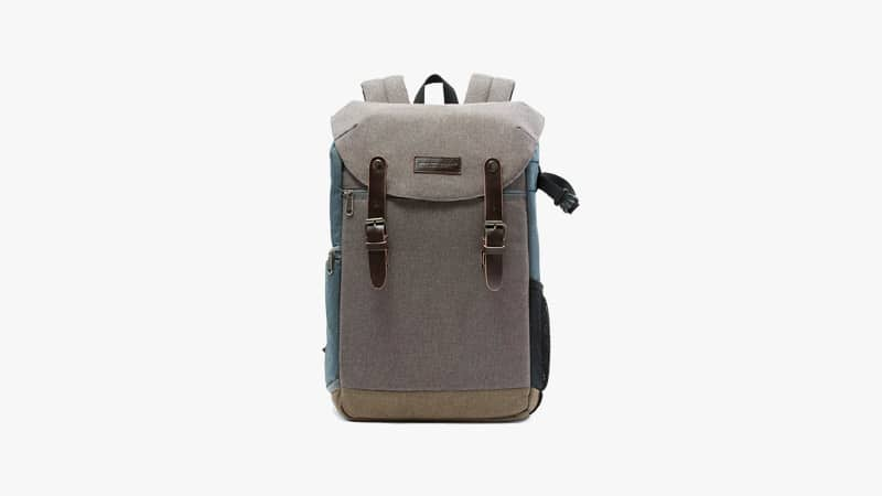 BAGSMART Camera Backpack with Laptop Compartment