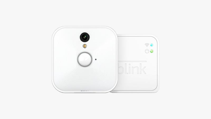Blink Home Security Camera System for Your Smartphone