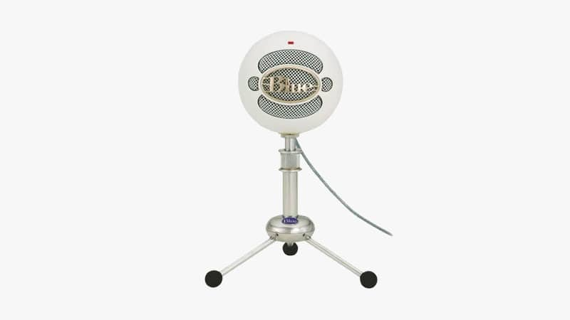 Blue Microphones Snowball USB Microphone List
