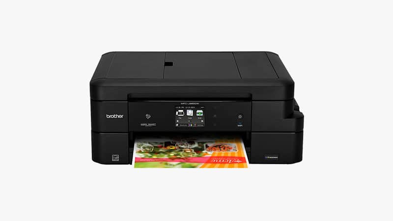 Brother MFC-J985DW XL Printer List
