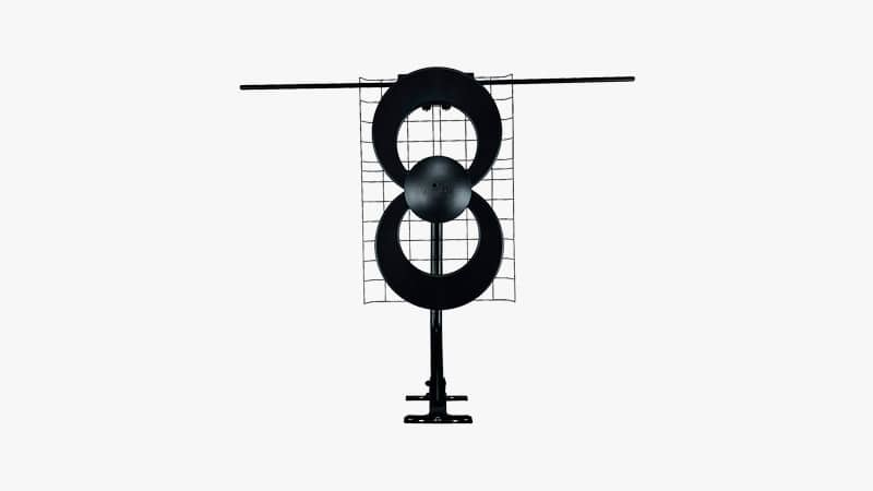 ClearStream 2V Indoor/OutdoorHDTV Antenna with Mount