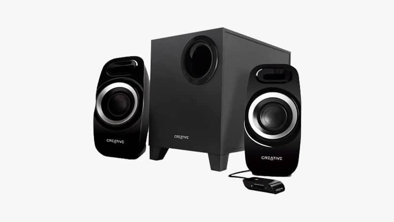 Creative Inspire T3300 Speaker System-List