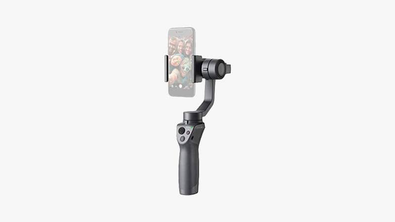 Steady Digital Photography and Advanced Video Filming Techniques Handheld Gimbal Stabilizer with Face Tracking Time-Lapse /& Tracking for Smooth 3-Axis Handheld Gimble