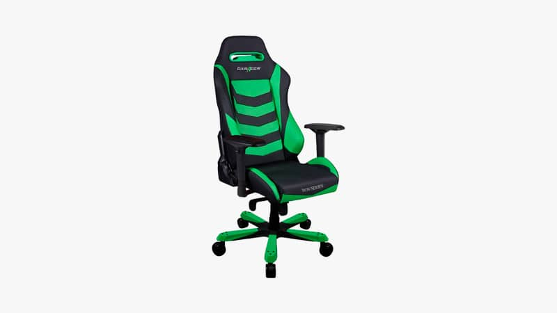 DXRacer Iron Series DOH/IS166/NB Newedge Edition Racing Bucket Seat