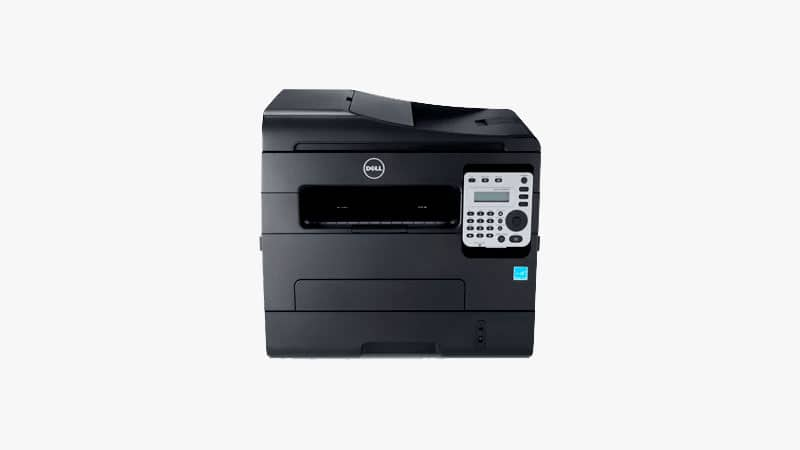 Dell Computer 1265dnf Wireless Monochrome Printer List