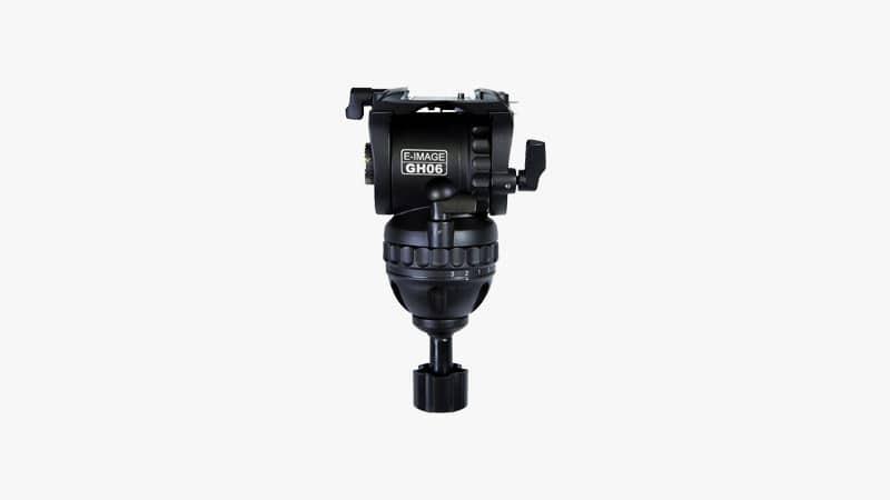 E-Image GH06 Fluid Video Head - 75mm