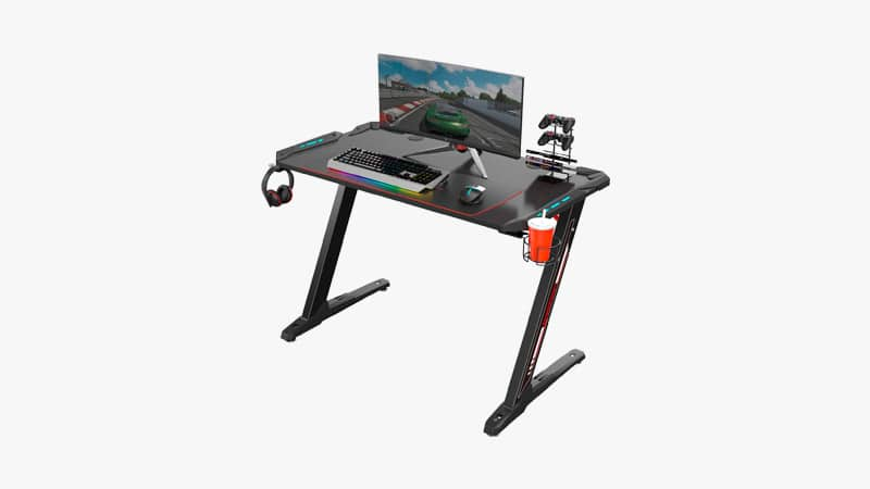 The 8 Best Gaming Desk For 2021 Pc Console Gamers