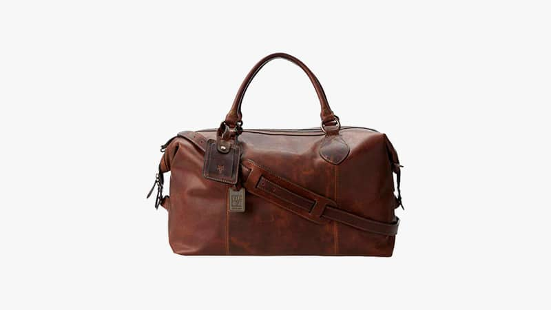 FRYE Men's Logan Overnight Duffel Bag