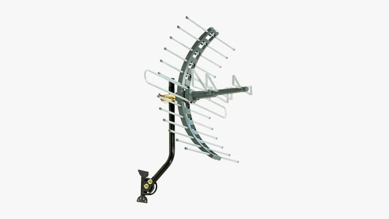 GE Pro Outdoor TV Antenna List