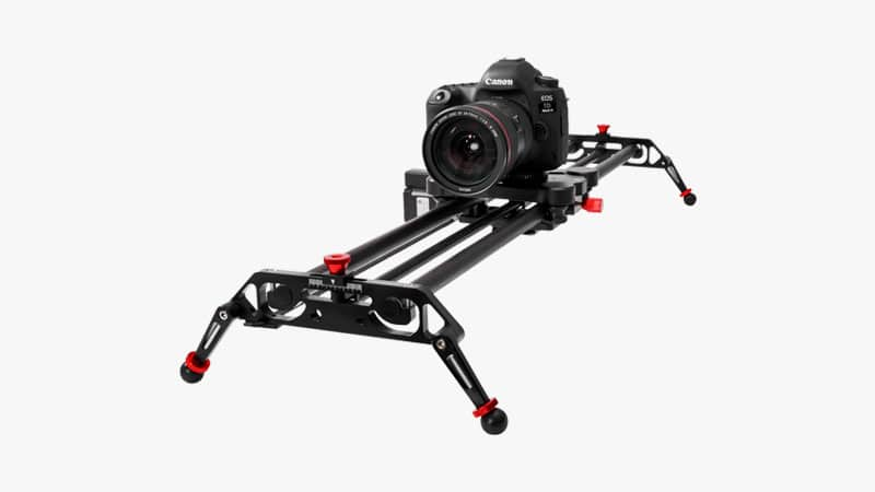 "GVM 23 ""Flywheel DSLR Dolly Slider List"