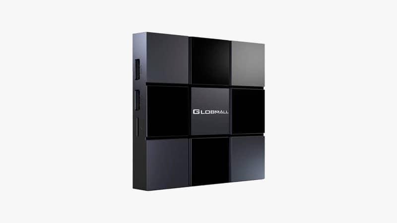 Globmall X3 Android TV Box List