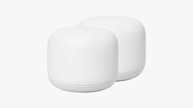 Google Nest Wifi Mesh Router 2 Pack