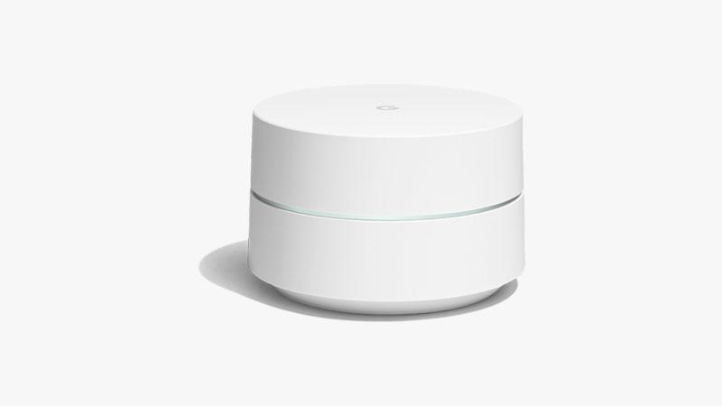 Google WiFi system List