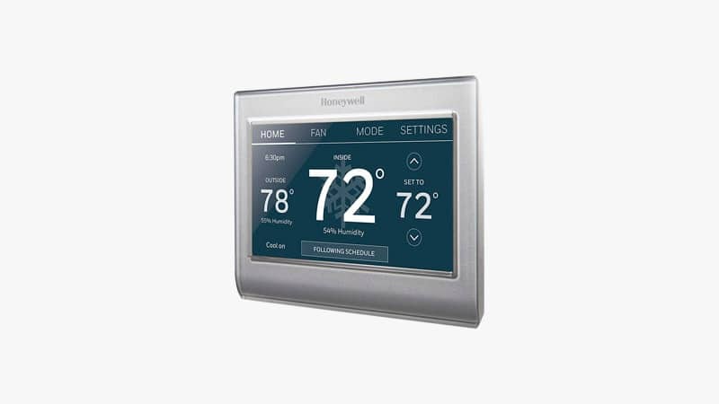 Honeywell W-Fi Smart Color Programmable Thermostat