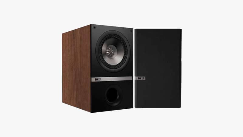 KEF Q100W Bookshelf Loudspeakers-List
