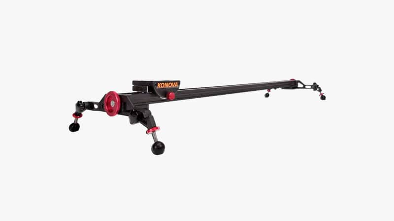Konova Slider K5 120 47.2 inch Track List