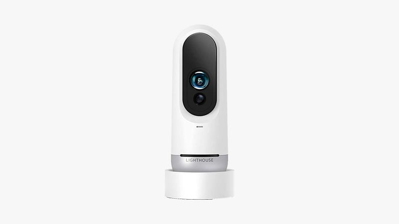 Lighthouse AI Smart Security Home Camera