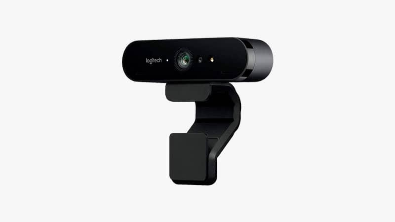 Logitech BRIO – 4K Ultra HD Webcam