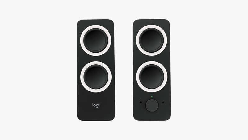 Logitech Multimedia Speakers Z200 List