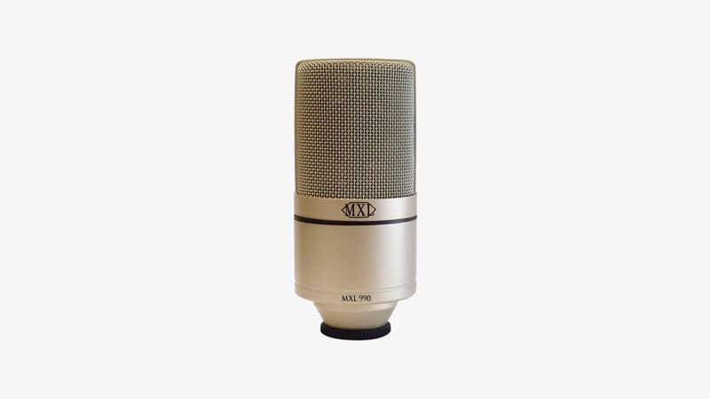 MXL 990 Condenser Microphone List