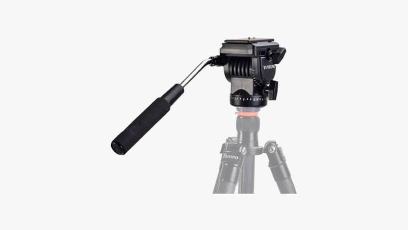 Meco VT-1510 Fluid Drag Video Head