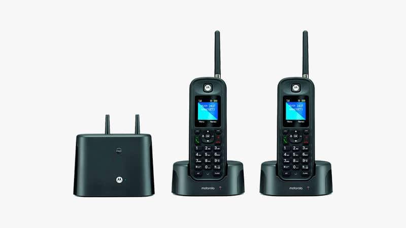 Motorola O212 DECT 6.0 Long Range Cordless Phone List