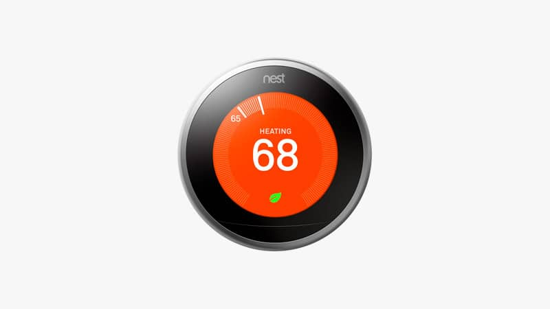 Nest Learning 3rd Generation Thermostat Professional