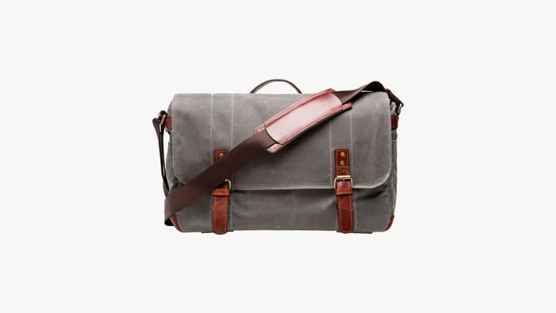 ONA – The Union Street Camera Messenger Bag