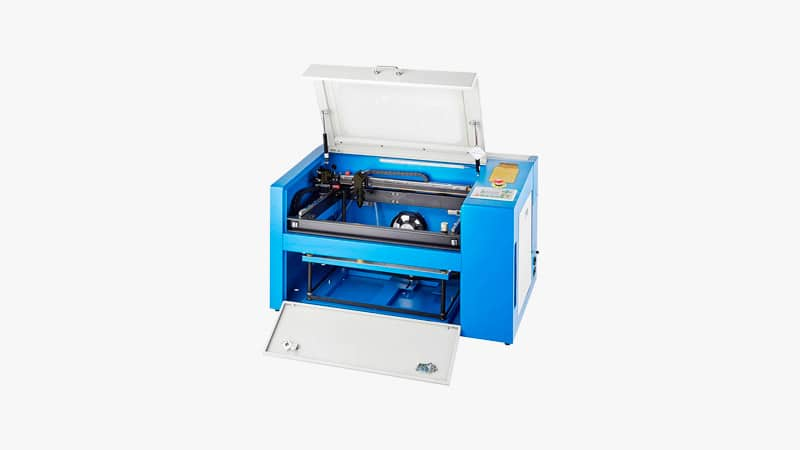 Orion Motor Tech 60W Laser Engraving Machine