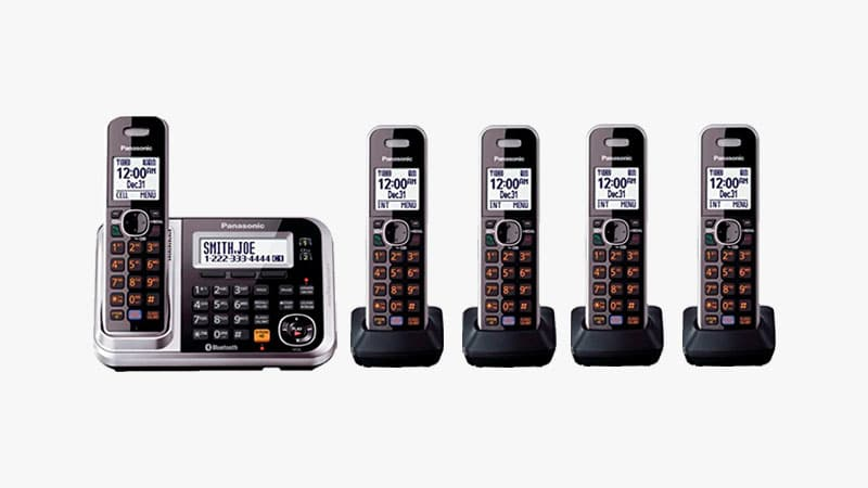 Top 10 Best Cordless Phone Of 2020 Editors Pick