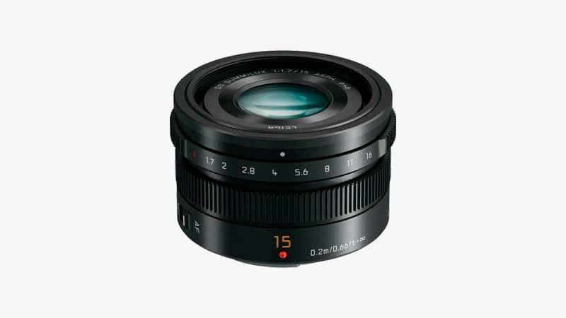 Panasonic LUMIX G Leica 25mm f1.4 Leica Lens