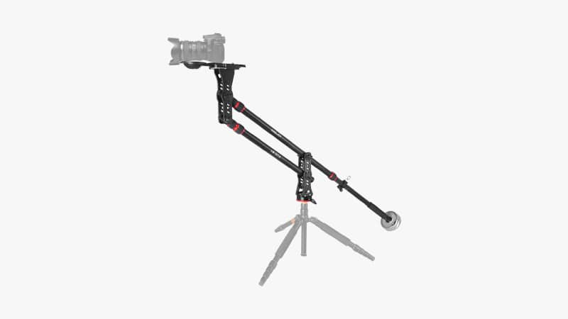 PapalerAluminum Camera Mini Jib Crane With Counterweight