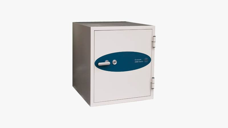Phoenix Datacare 2 Hour Key Lock Fireproof Safe