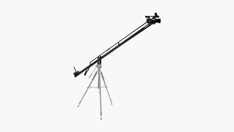ProAm USA Orion DVC200 DSLR Video Camera Jib Crane Tilt