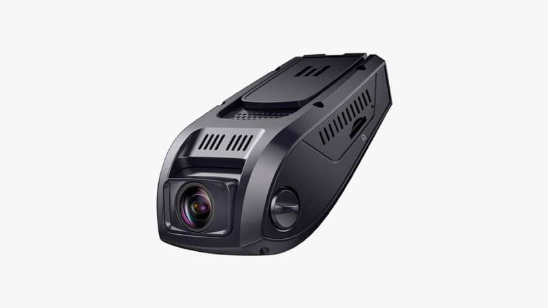 Pruveeo F5 Dash Cam with WiFi List