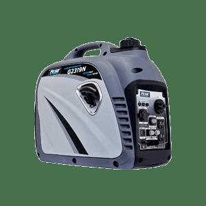 Pulsar 2,000W Portable Gas-Powered Quiet Inverter Generator