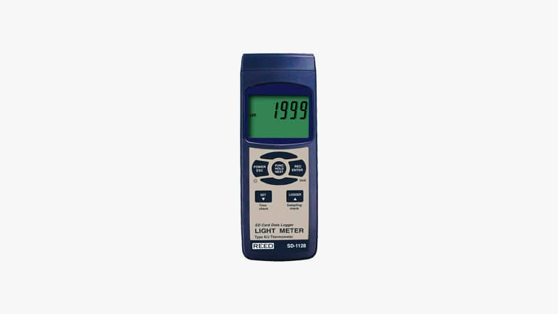 REED Instruments SD-1128 SD Series Light Meter