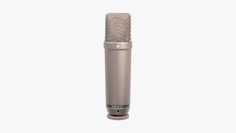 RODE NT1-A Condenser Microphone-List
