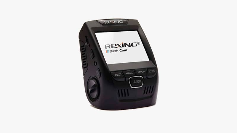 Rexing V1 Car Wide Angle Dashboard Camera Recorder List