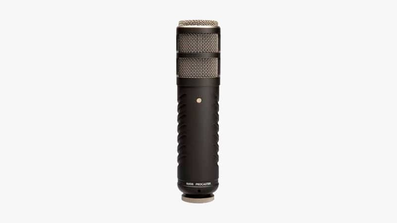 Rode Procaster Broadcast Dynamic Vocal Microphone List