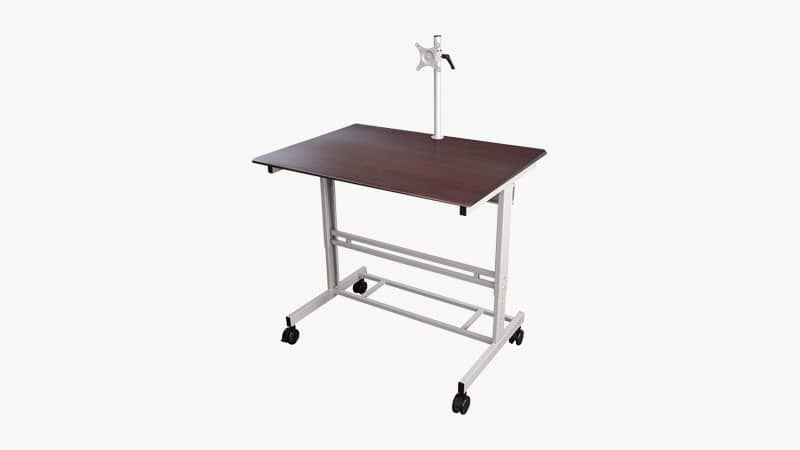"S Stand Up Desk Store Store 40"" Mobile Desk List"