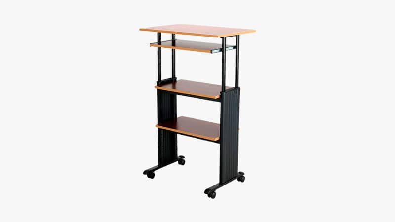 "Safco Products Muv 35-49""H Stand-Up Desk List"